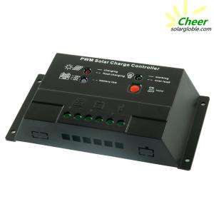 Cheer home&street light solar controller CM2024Z 12/24V 20A