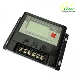 Cheer LCD Intelligent Solar Charge Controller 1524CT 12/24V 15A