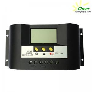 Cheer Solar Charge Controller 3024CT 12V/24V 20A/25A/30A