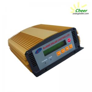 Cheer Solar Charge Controller SC4060 12V/24V 60A/80A