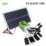 Cheer CS-SLS107 10W DC solar power system