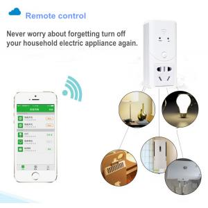 Cheer 10A WIFI power socket, control your light,tv by mobile phone