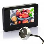 4.3 Inch LCD,biggest screen in the market!! video door viewer